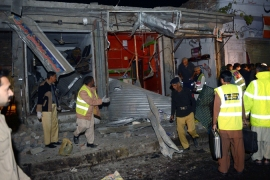 Pakistan on edge after deadly blasts