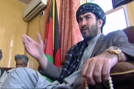 Defying threats on Afghan Taliban turf