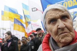 Ukraine: State of Chaos