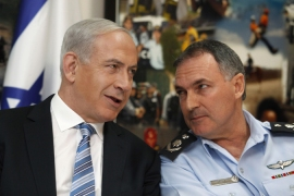Analysts believe Israeli prime minister Binyamin Netanyahu launched the war for domestic political reasons [Reuters]