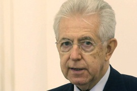 Mario Monti: 'Italy is done with austerity'