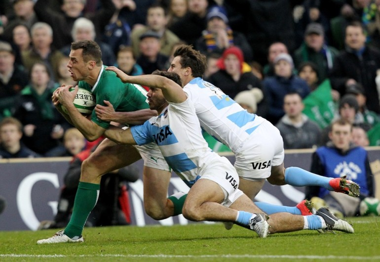 Ireland were the stand-out performers for the northern