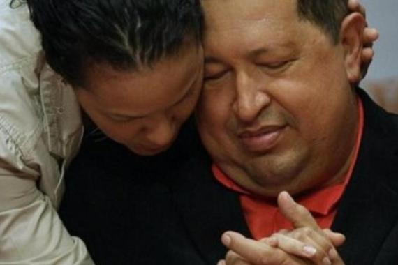 Chavez since June 2011 has had three operations in Cuba to treat an undisclosed type of cancer in his pelvic region [AP]