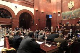 The assembly voted to keep the principles of Islamic law as the main source of legislation [Reuters]