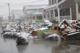 Son of Sandy : another storm hits US