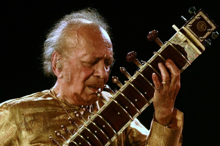 Indian sitar virtuoso Ravi Shankar passed away on Wednesday, at the age of 92. He was admitted to a San Diego hospital earlier this week due to complications with breathing.