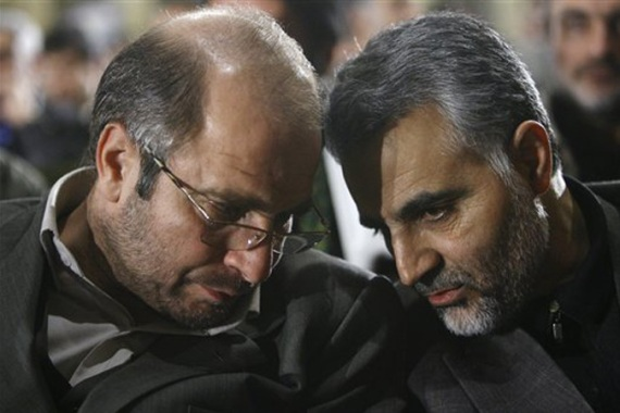 Canada has added the Iranian Revolutionary Guard Corps' Quds Force to its blacklist of terrorist groups [AP]