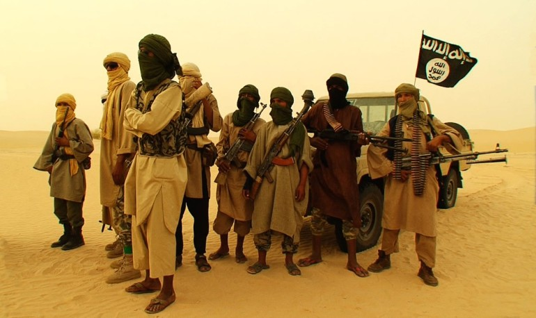 Ansar al Din is a Malian armed group that hosts al-Qaeda in the Islamic Maghreb (AQIM) much as the Taliban did in Afghanistan.