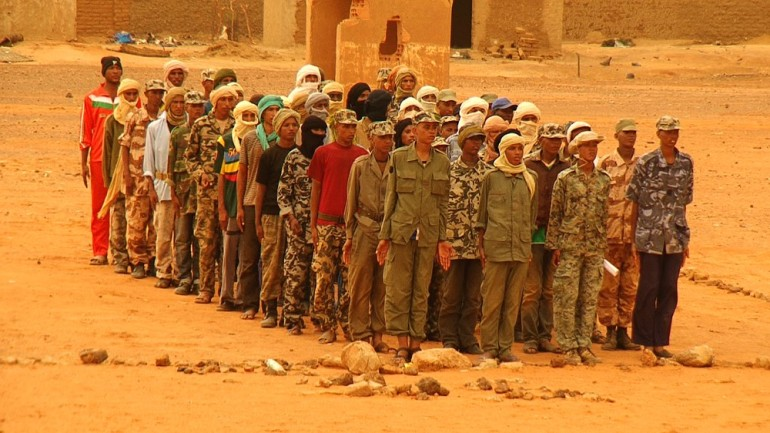 Yet most Tuaregs still prefer national liberation movements like the MNLA who are penniless