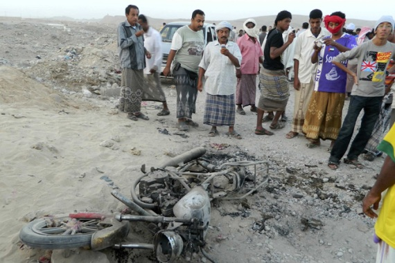 New America Foundation says that US drone attacks in Yemen have risen from 18 in 2011 to 53 in 2012 [Reuters]
