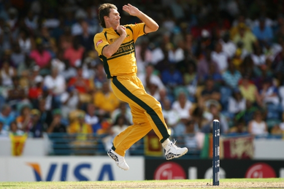 McGrath took 563 wickets before calling time on his career in 2007 [GALLO/GETTY]