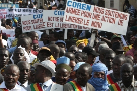 Is a military intervention necessary in Mali?