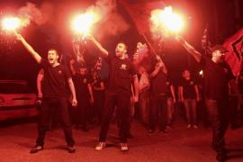 High police support for Greece's Golden Dawn