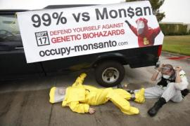 "Monsanto has established a conveniently intimidating reputation as ""a ruthless prosecutor of non-GMO farmers"" whose fields have been ""contaminated by their neighbours' genetically engineered crops"" [Reuters]"