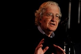 Noam Chomsky: The responsibility of privilege