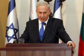 Many Israeli voters assume that electoral victory for Prime Minister Binyamin Netanyahu is all but assured [AP]