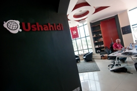 Ushahidi, a crowdsourcing platform, helped citizens anonymously report incidents in 2007 [Jonathan Kalan/Al Jazeera]