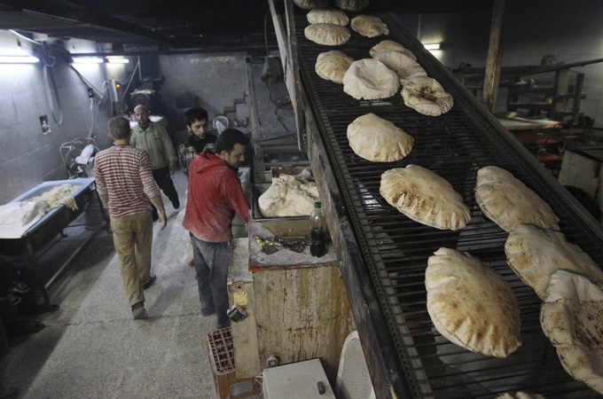 Syrian government announces steep rise in bread, diesel prices | Syria News