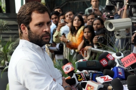 Rahul Gandhi gave his first formal interview last week, but left many questions unanswered
