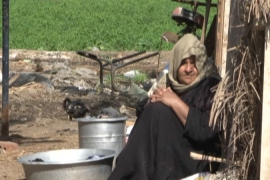 Egypt island residents forcibly evicted