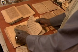 Mali museum struggles to save artifacts
