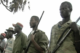 UN decries use of child soldiers in CAR