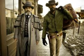 In 'Django Unchained', slavery and race are exhibited through the lens of violence, blood and death [AP]