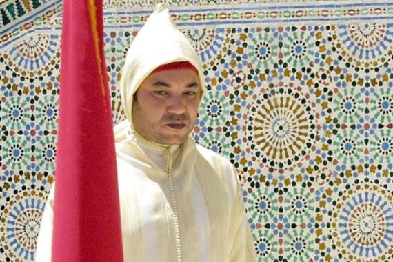 "Few states can"" match the skill"" with which the contemporary Moroccan state has managed to ""continue to arrogate the country's wealth to the King and his coterie"" while maintaining the hegemony across the society [AFP]"