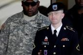 Bradley Manning was charged with aiding the enemy for allegedly giving hundreds of thousands of classified US documents to whistle-blowing website WikiLeaks [AP]