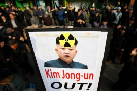 A new round of nuclear test has recently been announced in North Korea [Reuters]