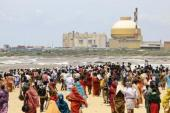 As 2012 came to a close and 2013 dawned, hundreds of people protesting the nuclear power plant at Koodankulam and demanding nuclear safety sang and danced together at the Idinthakarai coast, adjacent to the  nuclear plant [Reuters]
