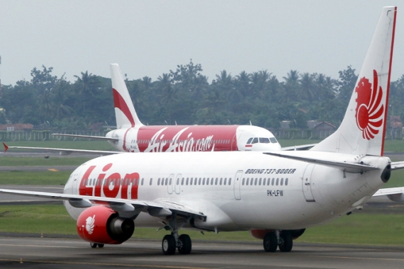 Indonesia's aviation market, serving the world's fourth largest population, is growing at 21 percent annually  [EPA]