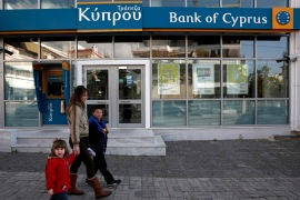 The Cyprus effect