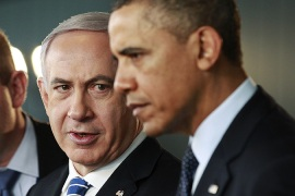 The record of US President Obama's recent call to Israeli Prime Minister Benjamin Netanyahu was not made public [Reuters]