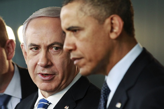 Obama said he accepted that Israel would not cede its right to confront Iran's nuclear threat to the US [Reuters]