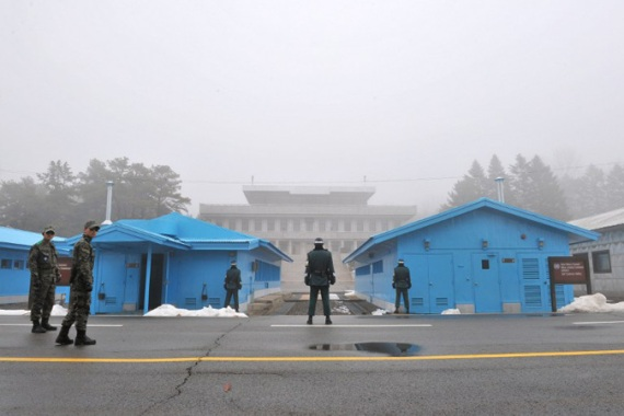 South Korea and North Korea have had a ceasefire agreement since the end of the Korean War in 1953  [AFP]
