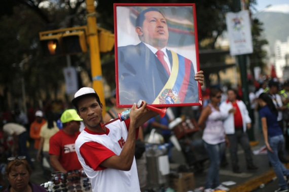 Venezuela's President Hugo Chavez has undergone his fourth round of surgery for cancer in his pelvic area [Reuters]