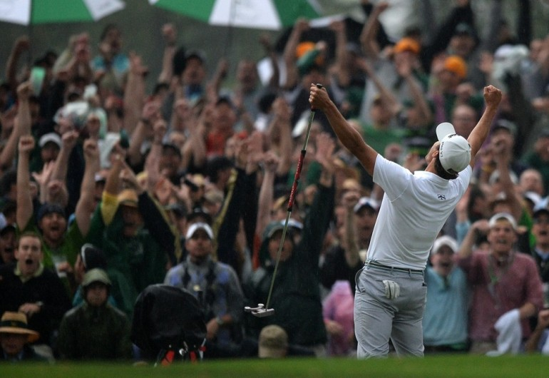 Calm under pressure, Scott