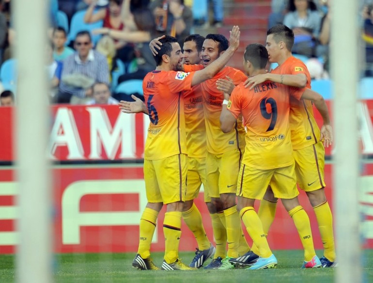 And in Spain, a