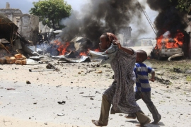 Somalia's peace: Running on empty?