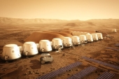Mars One plans on settling humans on Mars by 2023, with a few unmanned missions planned beforehand [Mars One]
