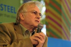 """Richard Dawkins will always sound pretty daring to rebellious teenagers,"" writes Dan Hind [AFP]"