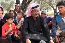 Syrians struggle to cope with displacement