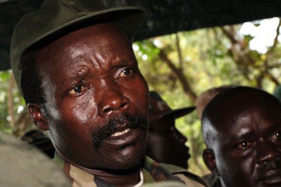 Joseph Kony, LRA's chief, is wanted by the International Criminal Court for crimes against humanity [Getty Images]