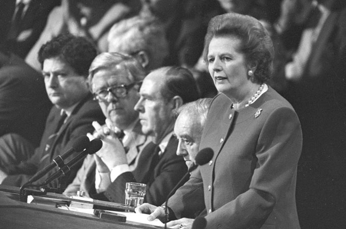 Margaret Thatcher: The good, bad and the ugly | Argentina News ...
