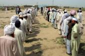 Around one million people have been displaced from the Tribal Areas because of the violence, including 200,000 Mehsud, nearly half of the population [EPA]