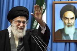 In February, Khamenei signed a decree highlighting 23 new benefits to Iran's private sector - all pertaining to an improved investment and production environment, none related to Tehran's nuclear strategy [AP]