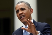 Republicans have criticised Obama for the government's handling of the Benghazi consulate attack [Reuters]