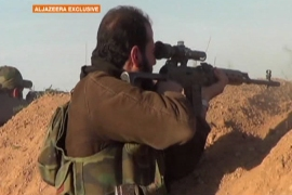 Syrian rebels divided in fight against Assad