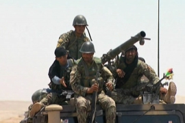 High turnover rate hobbles Afghan army